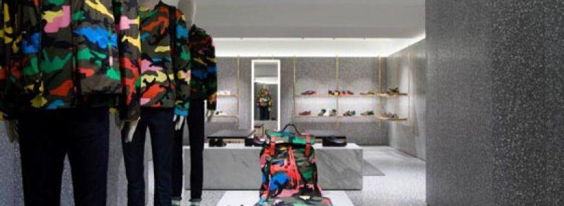VALENTINO apre a Piazza di Spagna il flagship store più grande al mondo.