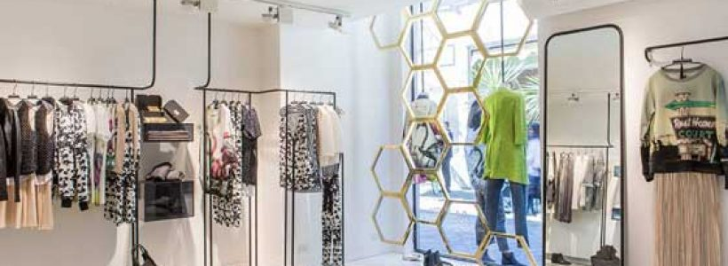 ALYSI primo flagship store a Roma.
