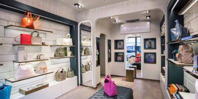 CRUCIANI C BAGS, a Forte dei Marmi il primo flagship store dedicato alle borse.