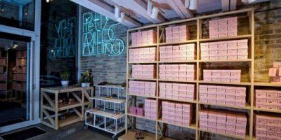 PRETTY BALLERINAS apre a Belgrado il primo eco café & store.