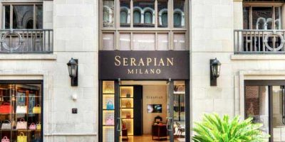 SERAPIAN: Grand opening per il flagship store a Beverly Hills.