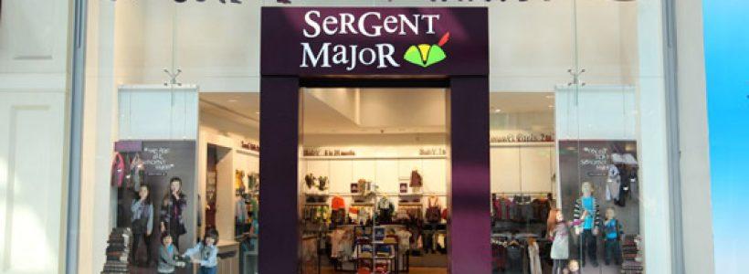 SERGENT MAJOR – franchising abbigliamento bambino.