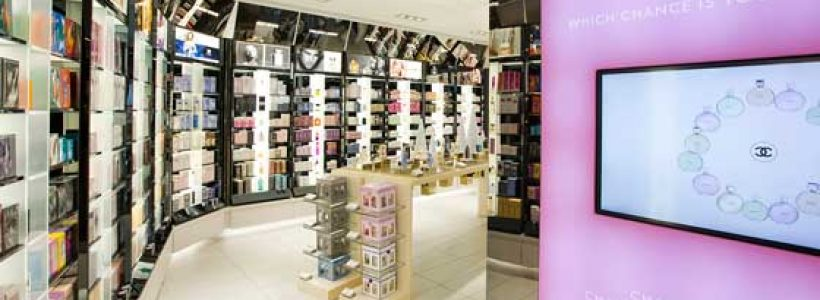 Case study on Tuxedo intervention for Shoppers Drug Mart Beauty boutique.