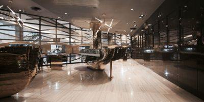 BACCIO Jewellery store.