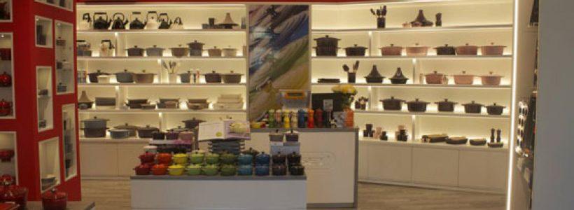 A Milano il primo flagship store italiano di LE CREUSET.