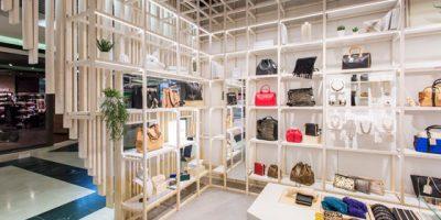 MYNT flagship store, Barcellona.