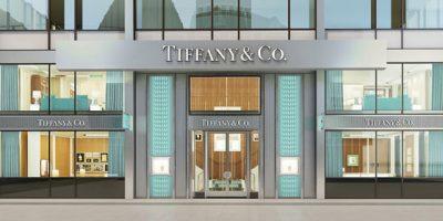 TIFFANY & Co. apre una boutique di lusso a Ginevra.