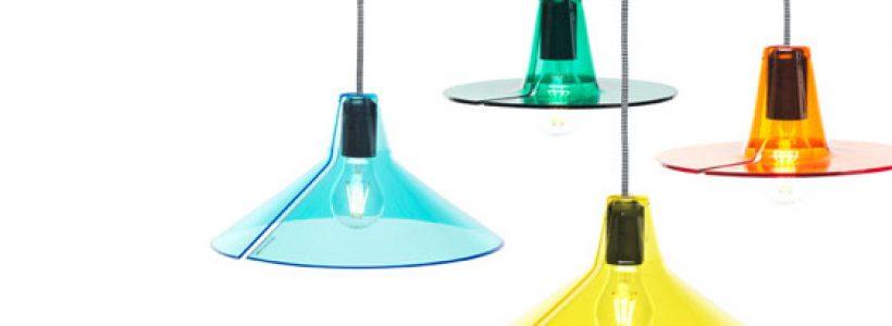 Lampade JUPE, design Elia Mangia.