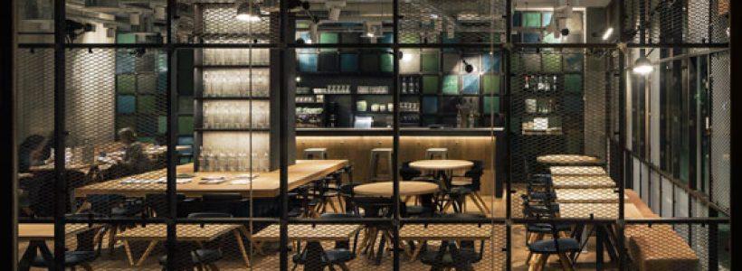 OHBO ORGANIC CAFÉ, Barcellona.