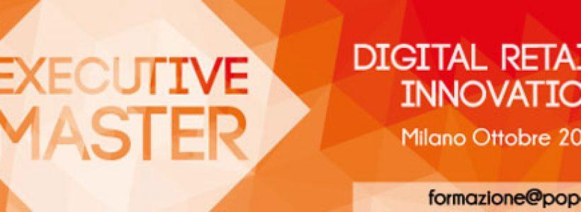 POPAI ITALIA – Executive Master in Digital Retail Innovation.