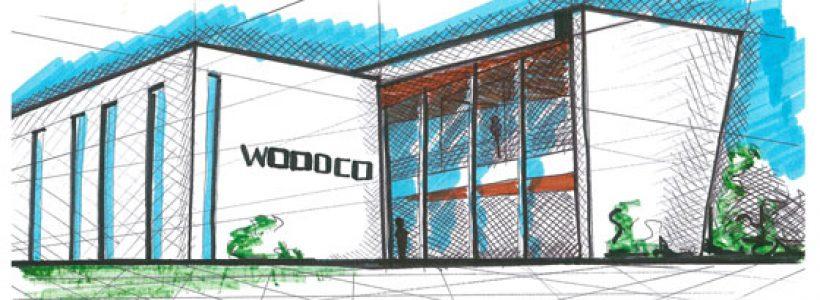 WOODCO: una nuova sede all'insegna dell'ospitalità.