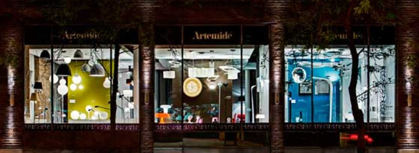 ARTEMIDE a Chicago: experience e storytelling.