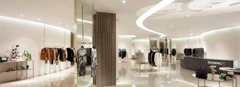 AREA 17 firma il concept store del brand DUNNU.