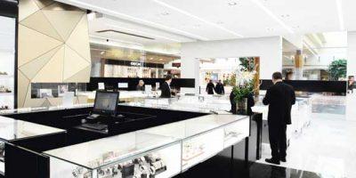 Lo Studio Hatem+D Architecture firma la Gioielleria PENELOPE, Quebec.