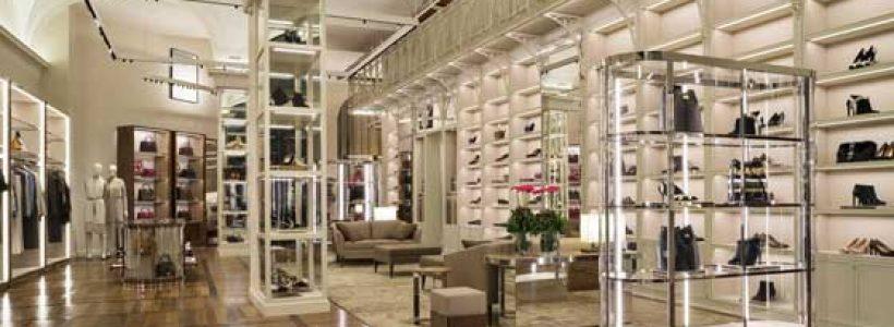 SALVATORE FERRAGAMO inaugura il primo negozio a Berlino.