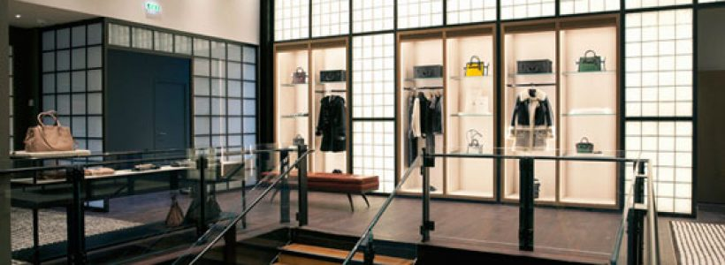 COACH opens first flagship store in Paris.