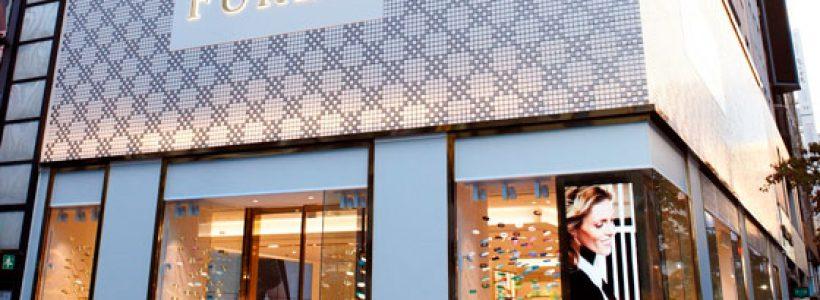 FURLA rinnova il proprio flagship store di Ginza.