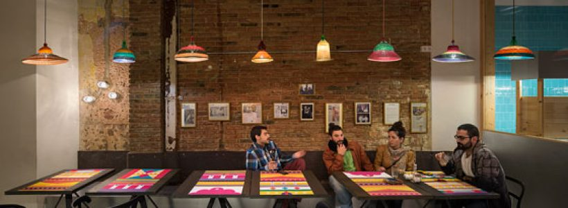 TANDOR, meet the second generation of Barcelona's first Indian Restaurant.