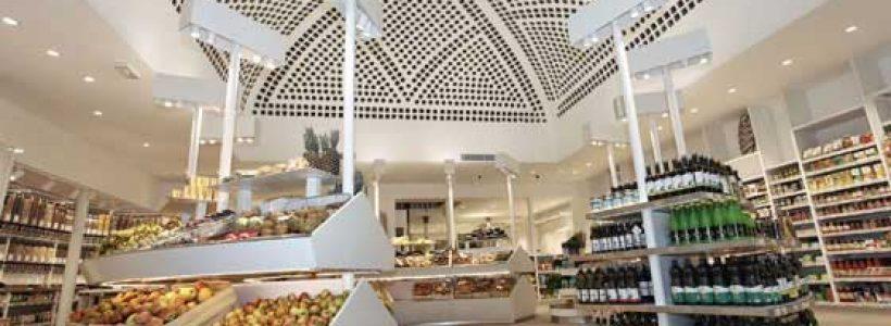 BIOCOOP inaugura il concept store dadaista.