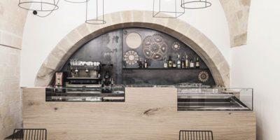 RIDOLA Coffee, Matera – Italy.