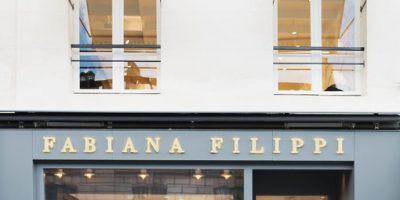 FABIANA FILIPPIi: primo flagship store a Parigi.