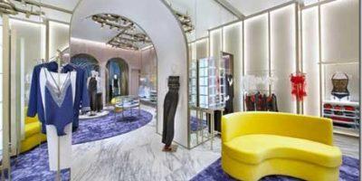 LA PERLA riapre nel Dubai Mall con il nuovo concept store.
