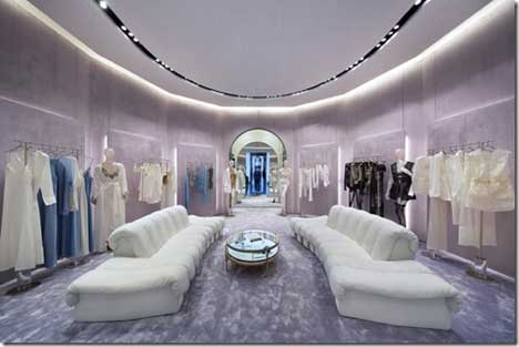 La Perla boutique Dubai Mall