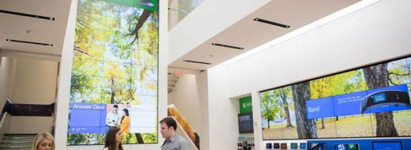 MICROSOFT apre un flagship store sulla Fifth Avenue.