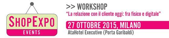 SHOPEXPO EVENTS Workshop