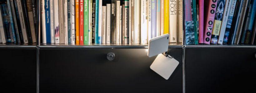 ROXXANE FLY la soluzione di illuminazione a LED senza fili dalle prestazioni luminose eccellenti