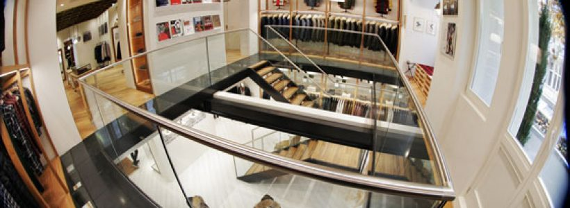 WOOLRICH apre un nuovo flagship store a Berlino.