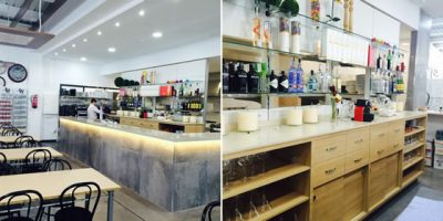 CRC Arredamenti progetta lo showroom per Art Regal di Madrid.