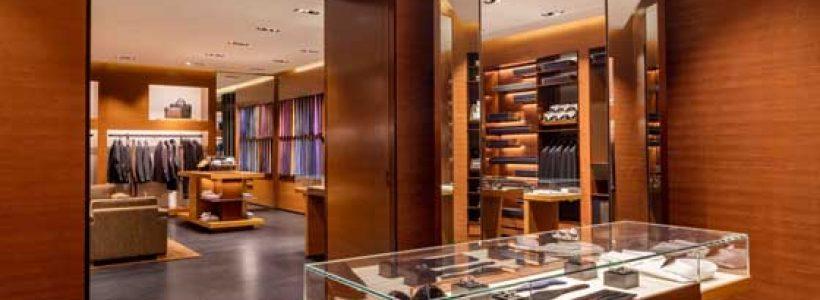 ERMENEGILDO ZEGNA: nuovo store a New York.