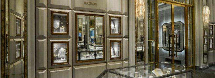 BUCCELLATI: nuovo corner da Bergdorf Goodman a New York.