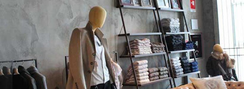 Hima hircus cashmere venezia an shopfitting magazine - Centro veneto del mobile nerviano ...