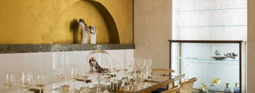 TIRAMISÙ Delishoes, il primo Fashion Restaurant Dessert Bar d'Italia.