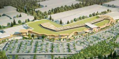 ARESE SHOPPING CENTER, il mall più grande d'Italia.