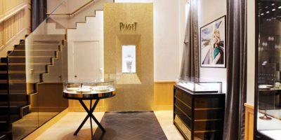 PIAGET: Una nuova boutique splende nel cielo di Milano.