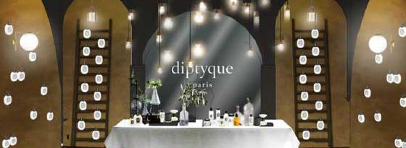 DIPTIQUE apre il suo primo temporary store a Roma in via Vittoria 65.