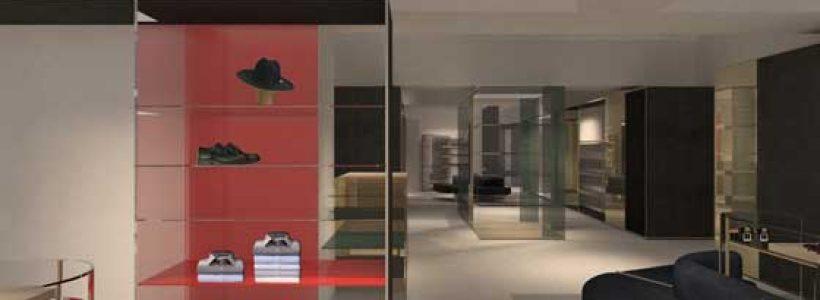 MANUEL RITZ inaugura il suo primo flagship store in via Solferino 1, a Milano.