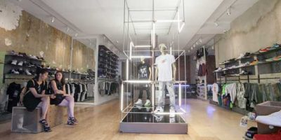 ALUMNI Boutique New York – A new playground for the sneakerhead culture.