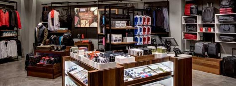 BROOKSTONE Launches First Concept Store at Salt Lake City Airport.