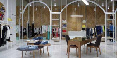 DRESSES, Centro commerciale Galleria, Burgas.