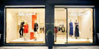 LUISA SPAGNOLI, sesta boutique a Milano.