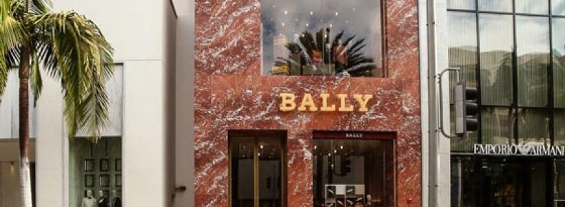 BALLY apre a Los Angeles in Rodeo Drive.