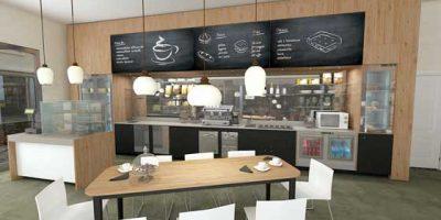 Food Retail Design & Technological Supplies.