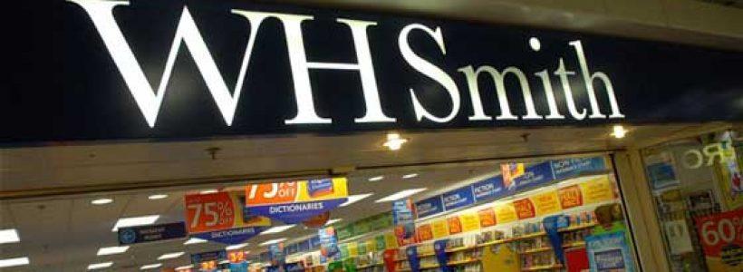 WHSmith testa un negozio dedicato alle cuffie digitali.