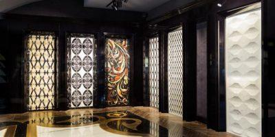 Concept showroom FUDA, un progetto firmato Fabio Rotella.