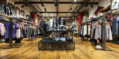 LEE COOPER Concept Store.