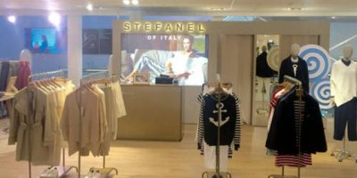 STEFANEL: uno shop-in-shop a Oslo.